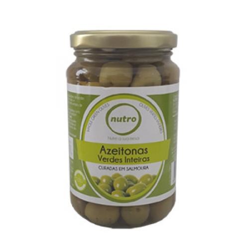 Azeitona Verde 261/290 Nutro 0,21 Kg