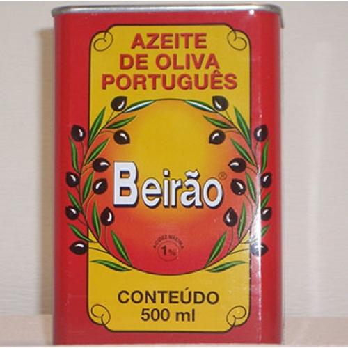 Azeite Tradicional 1º Beirão Lata 500ml