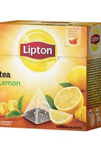 Chá Pyramid Limão Lipton