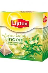 Chá Pyramid Tília Lipton