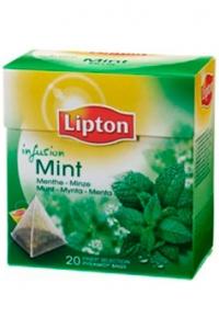 Chá Pyramid Menta Lipton