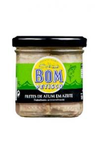 Atum Filete Azeite Bom Petisco