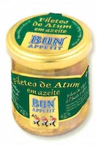 Atum Filete Azeite Bon Appetit