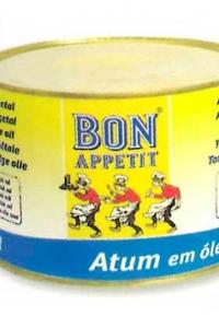 Atum Pedaços Óleo Bon Appetit