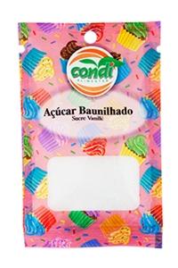 Açúcar Baunilhado Condimar Pacote