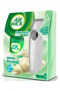 Ambientador FreshMatic Max White Bouquet Airwick