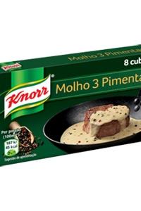 Caldo 3 Pimentas Knorr