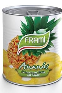 Ananás em Rodelas Frami