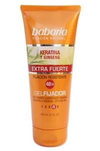Gel Extra Forte Keratina Babaria