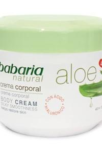 Creme Corporal Aloe Vera Babaria