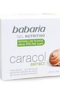 Gel Facial Nutritivo Extracto de Caracol Babaria