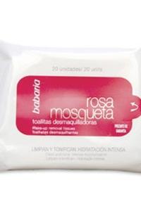 Toalhitas Desmaquilhantes Rosa Mosqueta Babaria