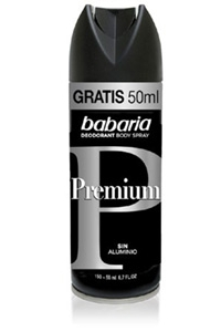 Desodorizante Body Spray Premium Babaria