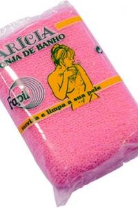 Esponja de Banho Carícia