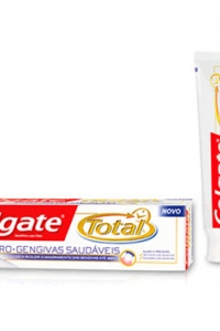 Dentífrico Colgate Total Pro Gengivas Saudáveis + Branqueador