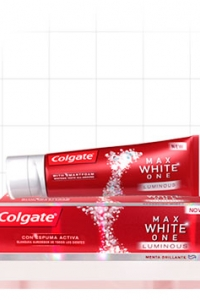 Dentífrico Colgate Max White One Luminous