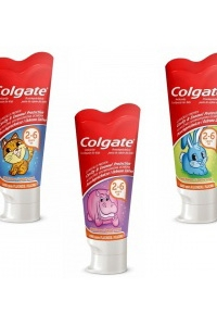 Dentífrico Colgate Junior Smiles 2-6