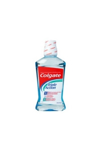 Elixir Colgate Triple Action