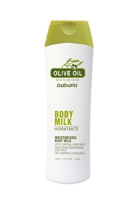 Body Milk Azeite Babaria