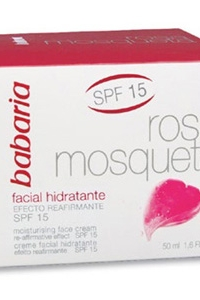 Creme Facial Hidratante 24H Rosa Mosqueta Babaria