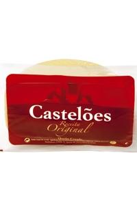 Queijo Castelões Metades