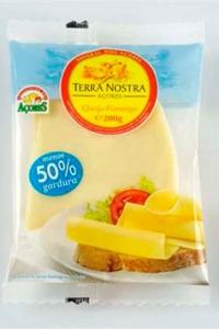 Queijo Fatias -50% Gordura Terra Nostra