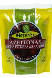 Azeitona Galega Maçarico Saqueta 100gr - Calibre 301/400