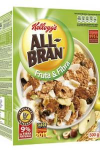 Kellogg's All Bran Fruta&Fibra