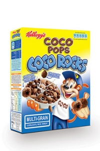Kellogg's Choco Krispies Coco Pops Rocks