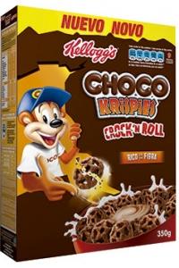 Kellogg's Choco Krispies Crock'n Roll