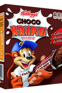 Barras Choco Krispies Chocolate