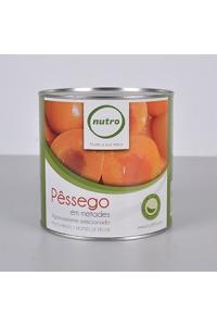Pêssego Metades Lata Nutro 2,65Kg