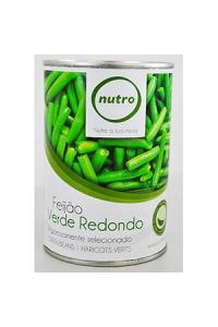Feijão Verde Redondo Nutro