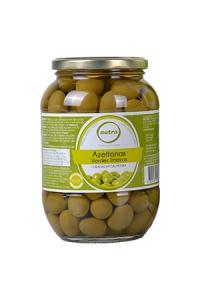 Azeitona Verde 261/290 Nutro 0,52 Kg