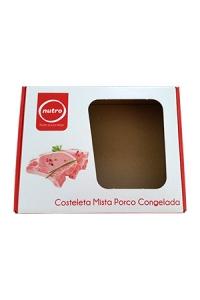 Costeletas Mista Porco Congelada Nutro