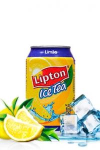 Ice Tea Limão Lipton Lata 33cl