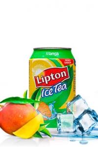 Ice Tea Manga Lipton Lata 33cl