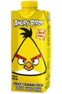 Sumo Chucks Banana Angry Birds