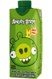 Sumo King Pig Lime Angry Birds